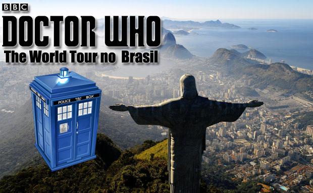 Doctor Who - The World Tour (Rio)