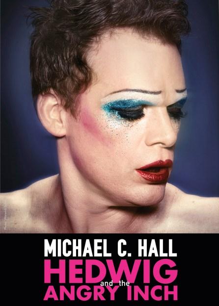 Michael C Hall Hedwig 1 P 2014