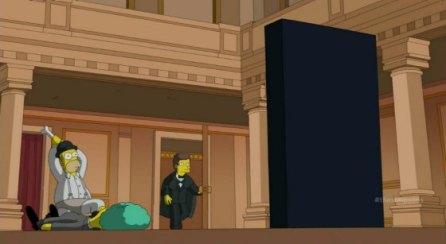 Simpsons kubrick