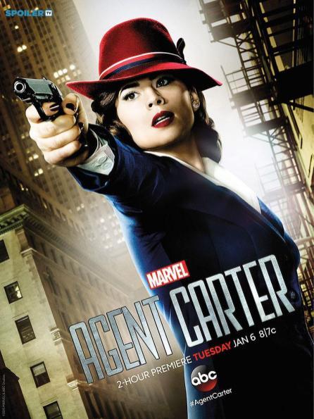 Agent Carter - Season 1 - New Poster_FULL
