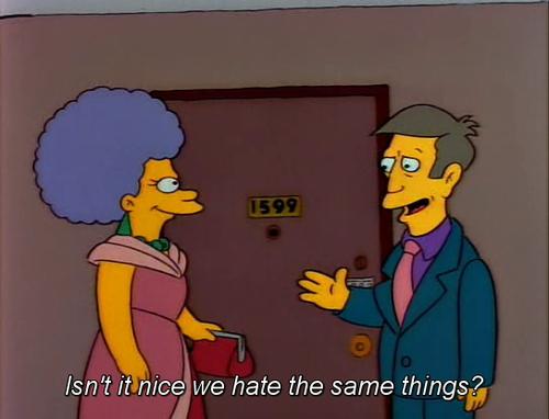 Simpsons Skinner