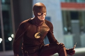 """The Flash -- """"Enter Zoom"""" -- Image FLA206A_0242b.jpg -- Pictured: Grant Gustin as The Flash -- Photo: Dean Buscher/The CW -- © 2015 The CW Network, LLC. All rights reserved."""