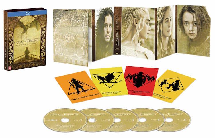 Game Of Thrones-5aTemp_Montagem BD-Brinde