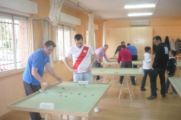 Sexta jornada de liga en Alcalá