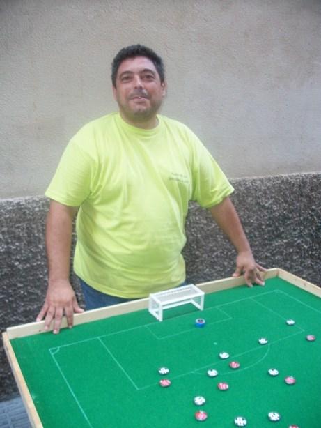 José Trilles consiguió su primera victoria oficial