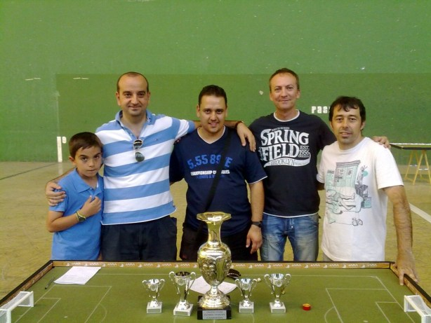 Jornada de Master, Promoción y Trofeo FchM