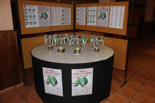 Trofeos del Open