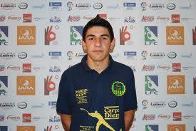 Adrián Pérez, campeón de El Coronil