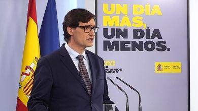 صورة محام يشكو وزير الصحة الاسباني بعدم السماح لمجتمع فالنسيا بأكملها بالمرور إلى المرحلة الأولى من خطة خفض التصعيد
