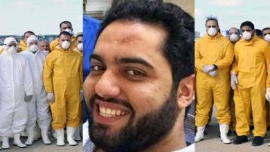 صورة وزيرة الصحة المصرية توجه بفتح تحقيق عاجل فى واقعة وفاة طبيب مستشفي المنيرة