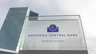 صورة البنك المركزي الأوروبي يقدر أن الاقتصاد سوف يتعافى في عام 2023 في أسوأ سيناريو