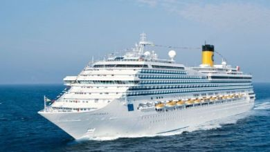 صورة إسبانيا تسمح برحلات وعبارات من إيطاليا ولكنها تحتفظ بقيود على الرحلات البحرية من جميع أنحاء العالم