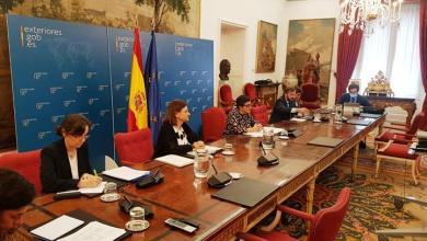 صورة إسبانيا :  بمناسبة يوم أفريقيا وزيرة الخارجية تسلط الضوء على أهمية قارة أفريقيا بإعتبارها أولوية السياسة الخارجية الإسبانية