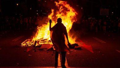 صورة إسبانيا: الحرس المدني يخشى من أعمال الشغب خلال مرحلة خفض التصعيد