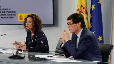 """صورة الحكومة الإسبانية لا يُسمح بالتنقل بين محافظات الحكم الذاتي إلا عندما تصل المناطق إلى """"الوضع الصحي الطبيعي"""""""