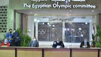 صورة صور | اجتماع مثمر للأولمبية مع اللجان الطبية بالاتحادات لمناقشة خطط عودة النشاط الرياضي