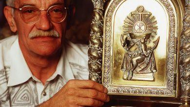 صورة إسبانيا: وفاة إريك البلجيكي أشهر لص للفن المقدس في القرن العشرين