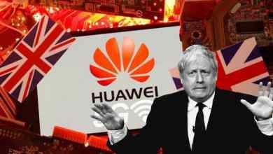 صورة المملكة المتحدة تحظر استخدام معدات هواوي Huawei على شبكات 5G تحالفا مع الولايات المتحدة