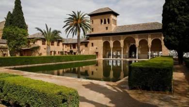 صورة قصر الحمراء مهد الحضارة العربية بغرناطة يحتفل بمرور 150 عامًا على نصب تذكاري وطني إسباني !!
