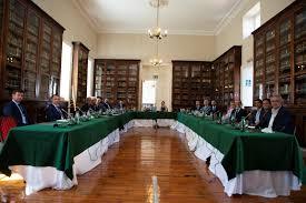 صورة الاجتماعات الثانية للجان بشأن التعاون بين الشرطة والجمارك والمسائل البيئية التي وقعتها إسبانيا والمملكة المتحدة بشأن جبل طارق