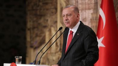 صورة أردوغان سيحول كنيسة آيا صوفيا القديمة إلى مسجد بموافقة المحكمة الإدارية العليا في تركيا