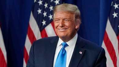 صورة الجمهوريون يؤكدون ترشيح رئيس الولايات المتحدة ترامب ونائبه الحالي مايك بنس للانتخابات الأمريكية