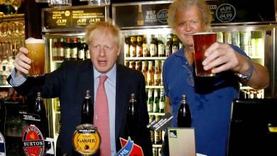 """صورة إنجلترا: لندن قد تغلق """"الحانات"""" لضمان إعادة فتح المدارس بعد الصيف"""