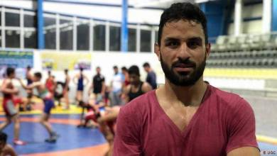 صورة إسبانيا تدين إعدام نافيد أفكاري الإيراني الرياضي