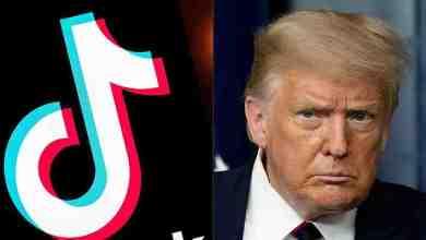 صورة ترامب يؤتي ضغط ثماره ويؤجل الإجراءات ضد شبكة TikTok لضمان الآمن القومي لأمريكا