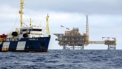 صورة ستتلقى البنوك الإسبانية Santander و CaixaBank و Bankia  مبلغ 1،35 مليار يورو من الدولة لمستودع غاز الغواصة كاستور