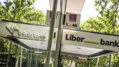 صورة محادثات أولية تؤكد اندماج جديد بين البنكين الاسبانيين  Unicaja مع Liberbank