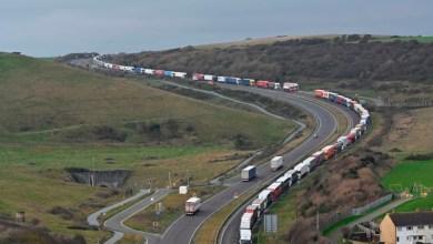صورة شركات النقل والشاحنات الإسبانية تواجه عنق الزجاجة البيروقراطي الذي أحدثه خروج بريطانيا من الاتحاد الأوروبي