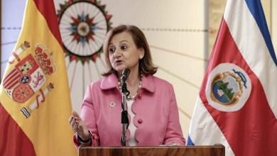 صورة وزيرة الدولة للشؤون الخارجية لأمريكا اللاتينية ومنطقة البحر الكاريبي تزور فنزويلا
