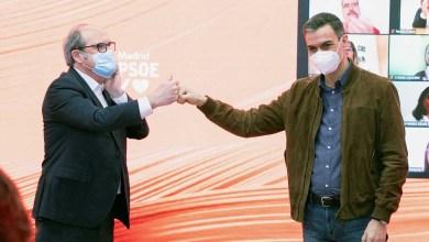 """صورة رئيس الحكومة الإشتراكي يراهن تشكيل حكومة """"جادة"""" في مجتمع مدريد ضد اليمين"""