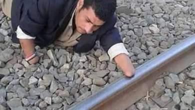 صورة مصر: اللص التائب قطع يديه حتى يتوب عن السرقة