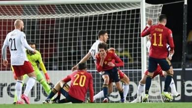 صورة إسبانيا تحقق انتصارًا صعبا وطويل الأمد على جورجيا