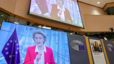صورة الاتحاد الأوروبي والولايات المتحدة يتفق على تعليق الرسوم الجمركية مؤقتًا وانهاء الحرب التجارية