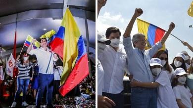 صورة الإكوادور تصوت وسط الدراما الصحية والاجتماعية والبلاد ستعود إلى مصائب أو تراهن على مسار ليبرالي