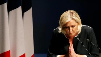 صورة استطلاع: لوبان تواجه ماكرون في رئاسيات فرنسا 2022
