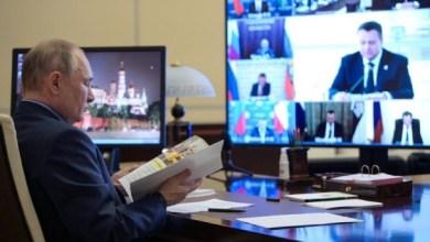 صورة الرد الانتقامي من روسيا في خلال  24 ساعة وطرد 10 دبلوماسيين وتوصي السفير الأمريكي بالتوجه إلى واشنطن لا يستبعد المزيد من الإجراءات الاقتصادية المؤلمة
