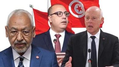 صورة تصريحات وتحركات دبلوماسية تعمق صراع الرئاسات الثلاث بتونس