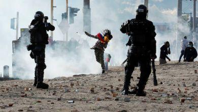 """صورة أخيرًا الأمم المتحدة تدعو إلى الحوار باعتباره """"أداة أساسية"""" للأزمة في كولومبيا"""