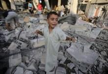 صورة العالم والمنظمات الغربية سيناريوهات وإسرائيل تشن الهجوم الأكثر دموية علي الإطفال وحماس الإرهابية ترد بإطلاق صواريخ جديدة