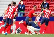صورة سواريز يقود أتلتيكو مدريد للفوز بلقب الدوري الإسباني