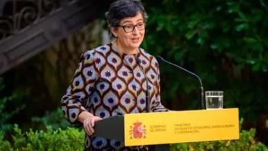 صورة وزيرة الخارجية الإسبانية تسلط الضوء على أهمية أفريقيا جنوب الصحراء في السياسة الخارجية الإسبانية خلال الاحتفال بيوم أفريقيا