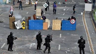 صورة الأمم المتحدة تدين الاستخدام المفرط للقوة من قبل الشرطة في إطار الاحتجاجات في كولومبيا