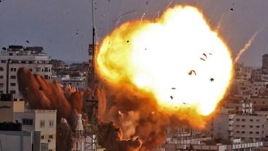 صورة الديمقراطي الأمريكي يؤيد حق هجوم قصف إسرائيل في الدفاع عن نفسها بشن غزة بالمدفعية والطيران
