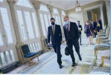 صورة وزير الدولة لشؤون الاتحاد الأوروبي الإسباني ناقش مع نظيره الدنماركي الفرص المرتبطة التحول الأخضر والرقمي