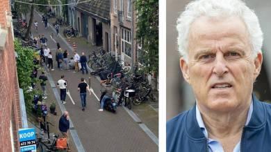 صورة صحفي هولندي في حالة حرجة بعد إطلاق النار عليه خمس مرات