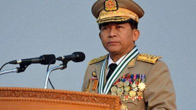صورة أخيرًا المجلس العسكري البورمي يتعهد باستعادة الديمقراطية في غضون عامين